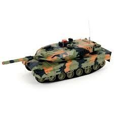 танк Huan Qi Infrared M1A2 Abrams масштаб 1:28