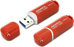 USB 3.0 Flash Drive A-DATA 16GB UV150 красный
